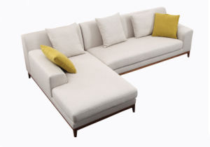 Best Selling Living Room Furniture 1+2+3 Fabric Sofa pictures & photos