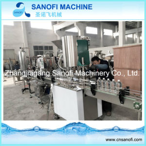 Economical Small Scale Linear Mineral Water Filter Factory Production Line