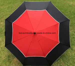 Vented Golf Umbrella (BR-ST-112) pictures & photos