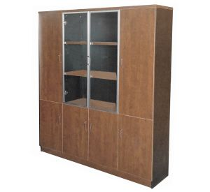Office Furniture File Cabinet Storage Rack with Door Office Bookcases