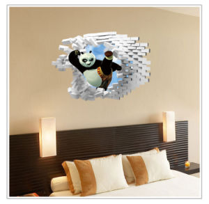 3D Wall Stickers, Vivid Kid Room Decors Peel U0026 Stick Wall Arts Decals  Stickers Murals