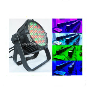 54PCS 3W Outdoor LED PAR - Stage LED PAR Light pictures & photos