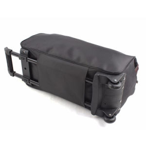 Waterproof PVC Rolling Wheels Luggage Trolley Travel Bag pictures & photos
