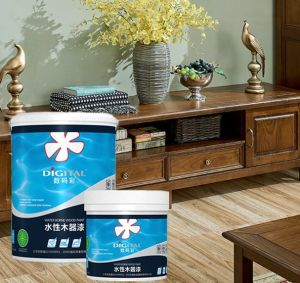 Uv Spray Coating Wood White Anti Yellowing Paint For Indoor And Outdoor Furniture