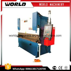 Metal Bending Machine >> China 160 Ton Sheet Metal Bending Machine Hydraulic Press Brake