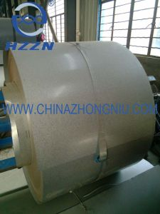 Prime Alu Zinc Coated Steel Coils pictures & photos
