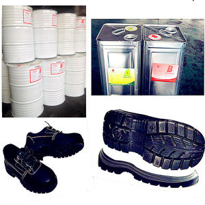 PU Resin for Safety Shoe Sole (labor protection shoe) Zg-P-6270/Zg-I-0602 pictures & photos