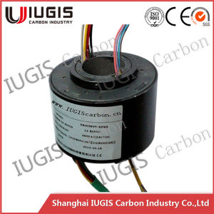 Srh3899-6 Through Hole Slip Ring 6 Wires pictures & photos