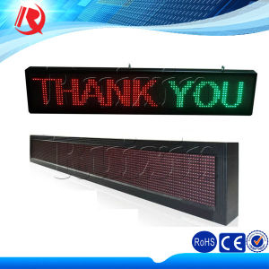 2016 New Inventions Outdoor P10 Dual Color Red Green Colour LED Display Module pictures & photos