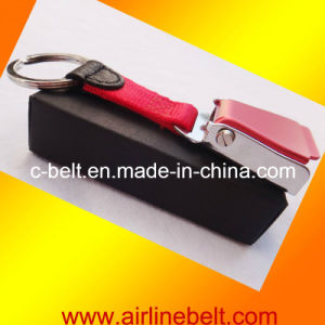 Unique Airline Seatbelt Opener Key Chains