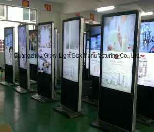 Indoor Hot Sells 42′′ LCD Advertising Player pictures & photos