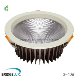3-40W LED Ceiling Spot Lights with Bridgelux Chip and 3 Years Warranty. pictures & photos