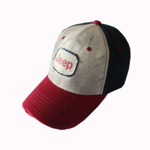 056f20b37d7 China Dirty Washed Patch Embroidery Baseball Cap (GKA15-A00201 ...