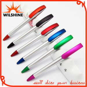 New Plastic Promotional Company Logo Ball Point Pen (BP0225S) pictures & photos