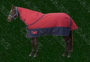 China Winter Horse Combo Rugs
