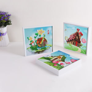 Factory Direct Wholesale Children DIY Craft Sticker Kids Gift T-138 pictures & photos
