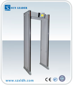 Cheap Walk Through Metal Detector / Security Gate Security Systems Xld-G pictures & photos