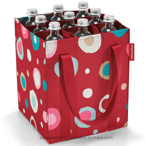 Durable Non Woven Wine Bag for 9 Bottles pictures & photos