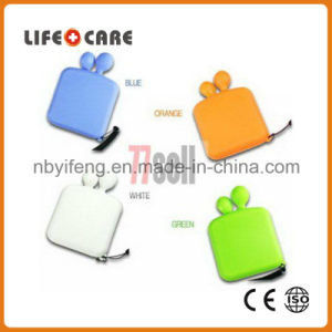 Good Promotion Gift Medical Pillbox with 4-Cases pictures & photos