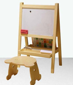 Bamboo Studio Easel / Artist Easel / Drawing Easel for Kids pictures & photos