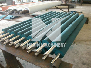 Rubber Roller in Paper Machine pictures & photos