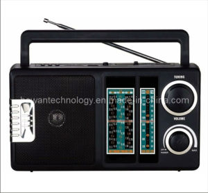 FM/TV/AM/SW 1-9 12 Band Radio Receiver MP3 Player BW-F901U