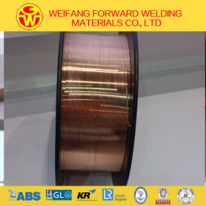 "0.035"" Er70s-6/ Sg2 Copper Coated MIG Welding Wire pictures & photos"