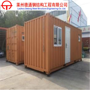 20 FT Container House for Labor Workers
