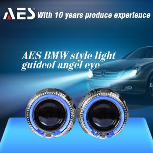 China Car Accessories Led Angel Eyes Hid Bi Xenon Projector Lens