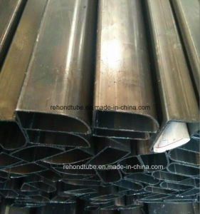 ERW Special Shaped Steel Tube/Pipe