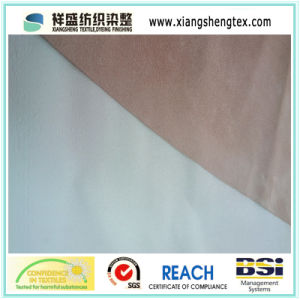 Bs5852 Flame Retardant Coated Suede Fabric for Sofa pictures & photos