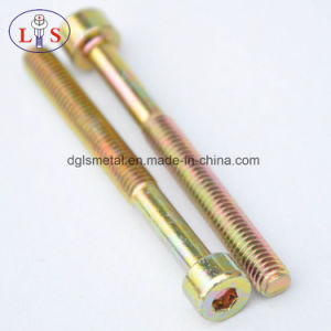 Hexagonal Socket Cup Head Machine Screw/Hex Socket Bolt pictures & photos