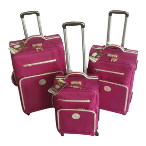 EVA Bags Luggage Suitcase Trolley Case Jb-D019 pictures & photos