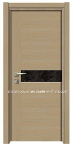 PVC Wooden Door for Hotels/Inns (CHAM-HRD01) pictures & photos