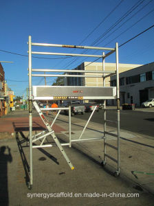 Best-Selling Scaffold, Aluminium Scaffolding Simple Scaffolding