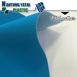 New Coming PU Synthetic Leather Fabric for Sports Shoes