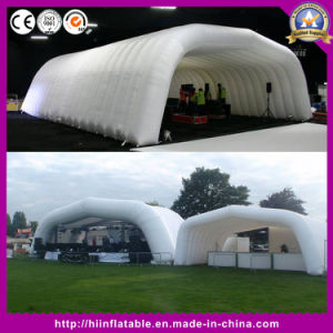 Giant Inflatable Tunnel Tent/Inflatable Stage Event Tent