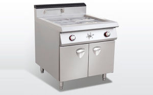 Bain Marie with Cabinet