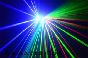 Best Price 3/4W RGB Professional Stage Laser Projector pictures & photos