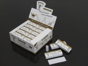 50 Booklet Hornet White Rolling Papers Slim Filter Tips (ES-RP-046) pictures & photos