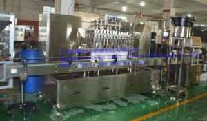 Auto Liquid Filling Machine with Capping pictures & photos