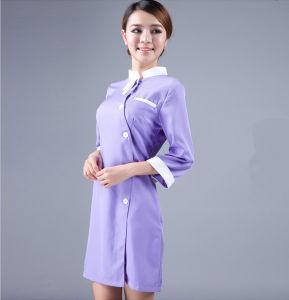 China new style nurse uniform in hospital for women for Baju uniform spa