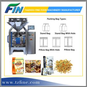 Automatic Vertical Weighing and Packing Machine for Granule/Powder Packing pictures & photos