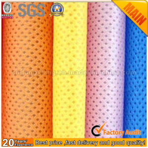 100% PP Nonwoven Spunbond Fabric pictures & photos