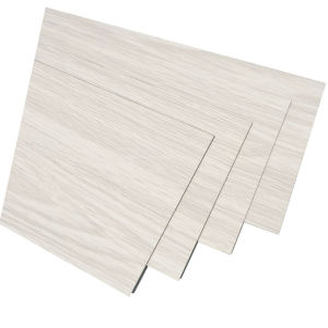 Vinyl Tile Flooring 2mm Thickness Durable Natural Plank