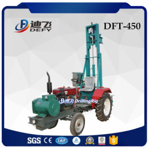 China Tractor Borehole Drilling Machine pictures & photos
