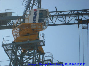 3 to 25 Ton Hammer Head Tower Crane pictures & photos