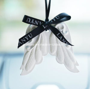 Wing Shaped Aroma Ceramic Air Freshener (AM-91)