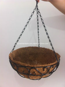 Low Price Garden Hanging Basket pictures & photos