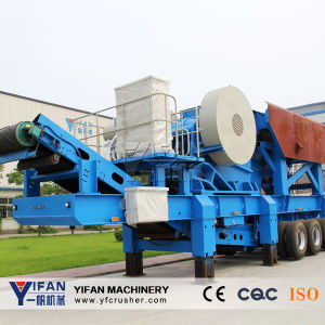 High Performance Portable Crusher Plant pictures & photos